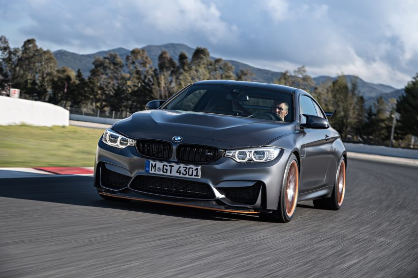 GALLERY: BMW M4 GTS – with E30, E36, E46, E92 M3s Image #477838