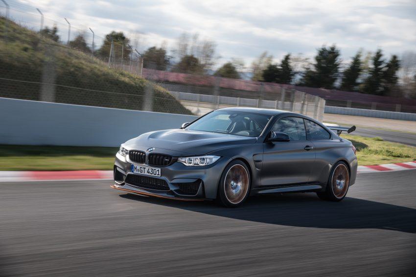 GALLERY: BMW M4 GTS – with E30, E36, E46, E92 M3s Image #477839