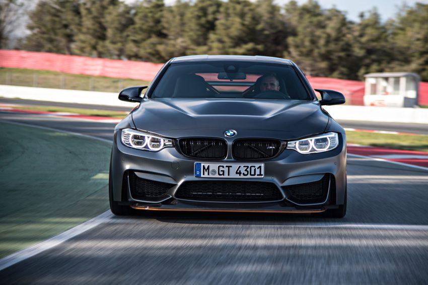 GALLERY: BMW M4 GTS – with E30, E36, E46, E92 M3s Image #477843