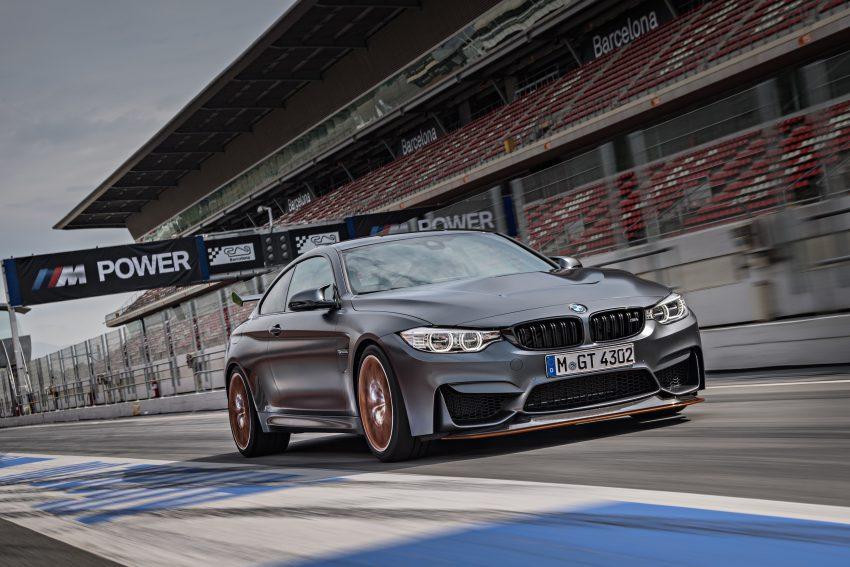 GALLERY: BMW M4 GTS – with E30, E36, E46, E92 M3s Image #477846