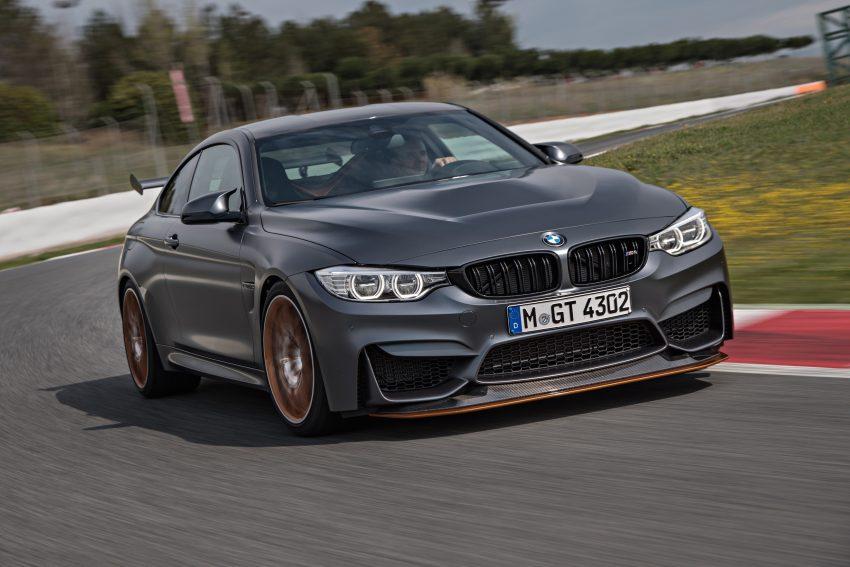 GALLERY: BMW M4 GTS – with E30, E36, E46, E92 M3s Image #477847