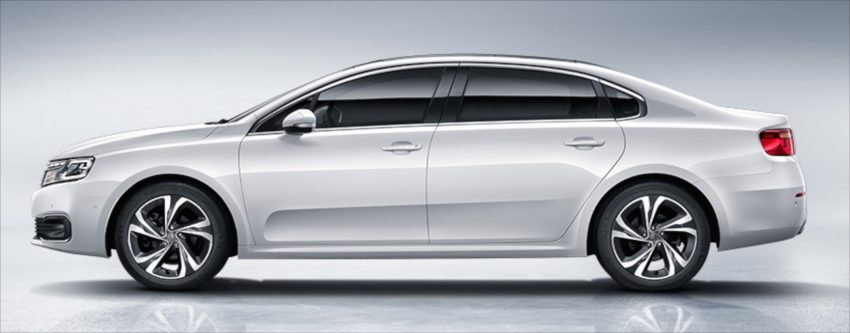 2016 Citroen C6 revealed – second-gen just for China Image #484359