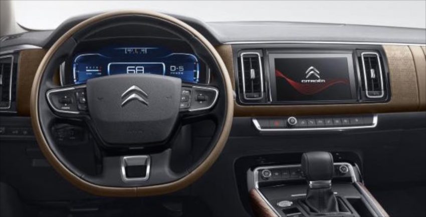 2016 Citroen C6 revealed – second-gen just for China Image #484365