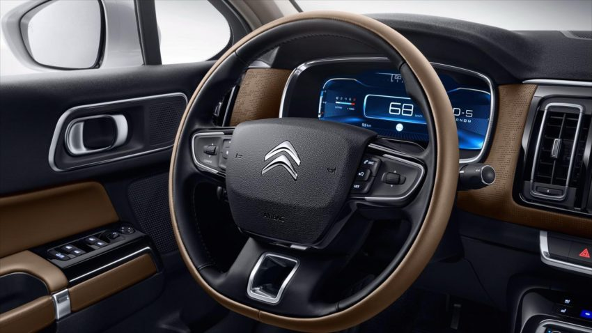 2016 Citroen C6 revealed – second-gen just for China Image #484367