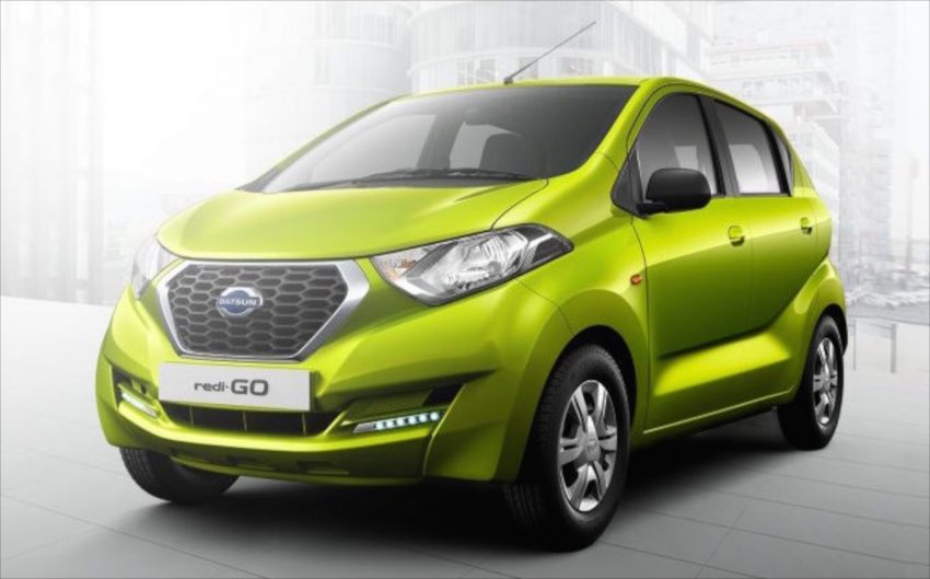 Datsun redi-GO debuts in India, to start from RM15k Image #477608