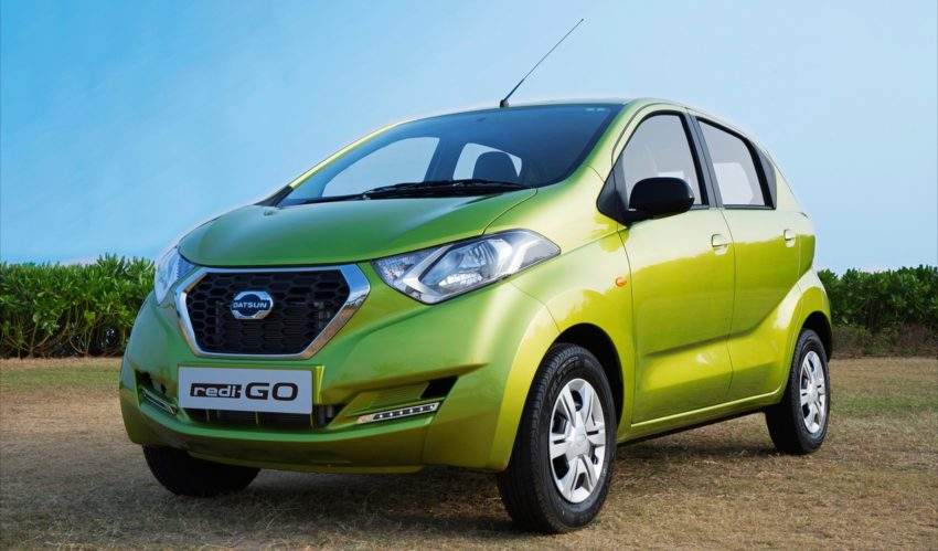 Datsun redi-GO debuts in India, to start from RM15k Image #477611