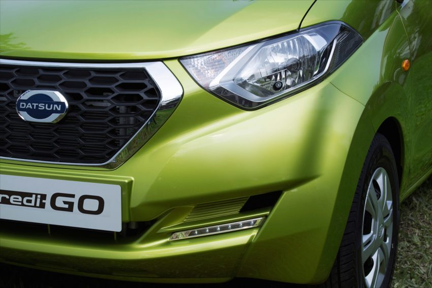 Datsun redi-GO debuts in India, to start from RM15k Image #477614
