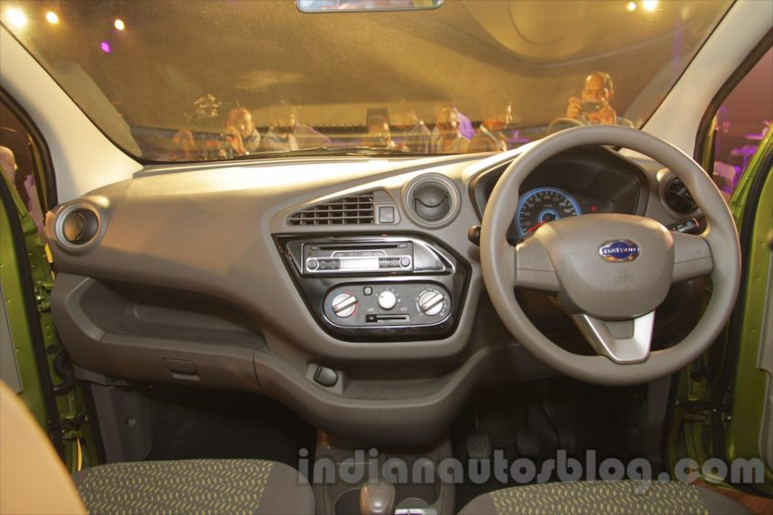 Datsun redi-GO debuts in India, to start from RM15k Image #477623