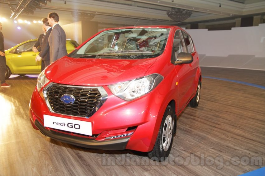 Datsun redi-GO debuts in India, to start from RM15k Image #477627