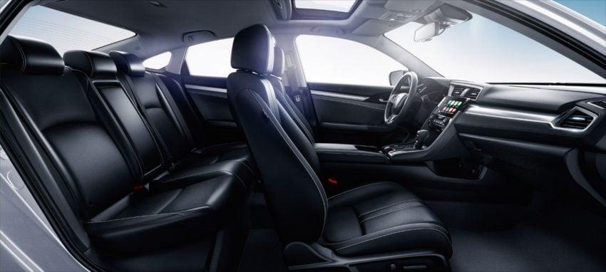 2016 Honda Civic detailed in Australia, from RM68k Image #480583