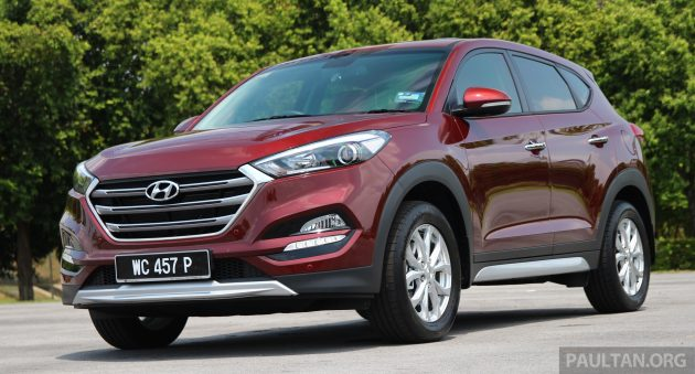 Hyundai Tucson 1 6 T Gdi Turbo And 2 0 Crdi Sel Variants Coming To Malaysia In Q1 2017
