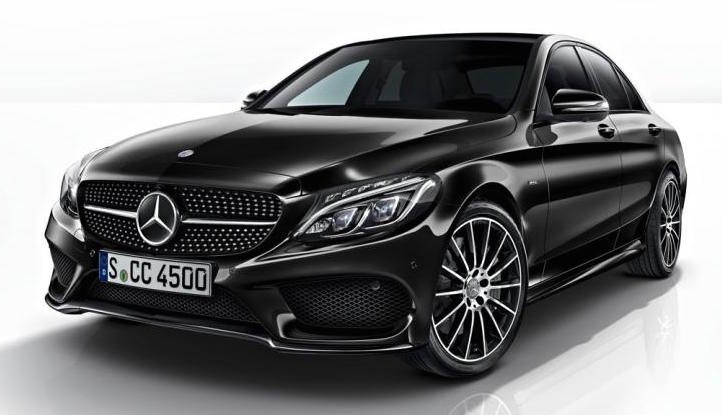 2016 Mercedes-AMG C43 sedan, estate debut in the UK Image ...
