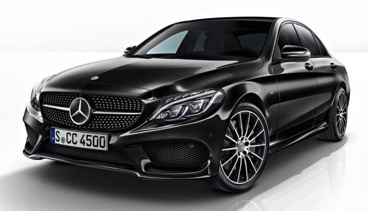 2016 Mercedes Amg C43 Sedan Estate Debut In The Uk Image