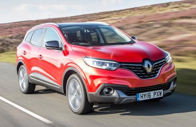 Renault Kadjar Gets New 12 Turbo Mill 7 Speed Edc