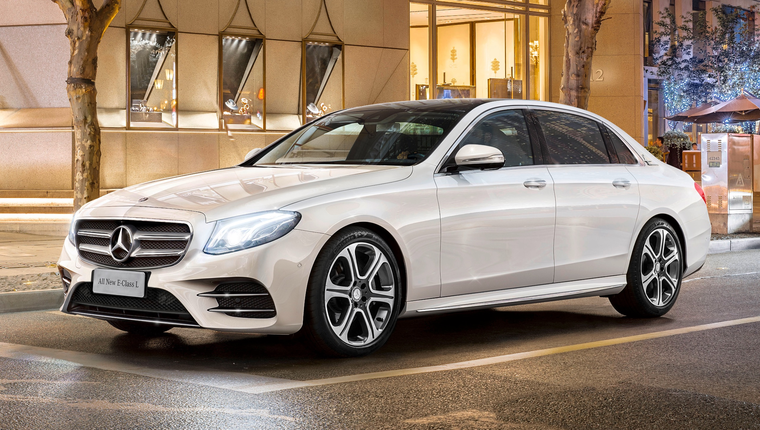 v213 mercedes benz e class l revealed for china. Cars Review. Best American Auto & Cars Review