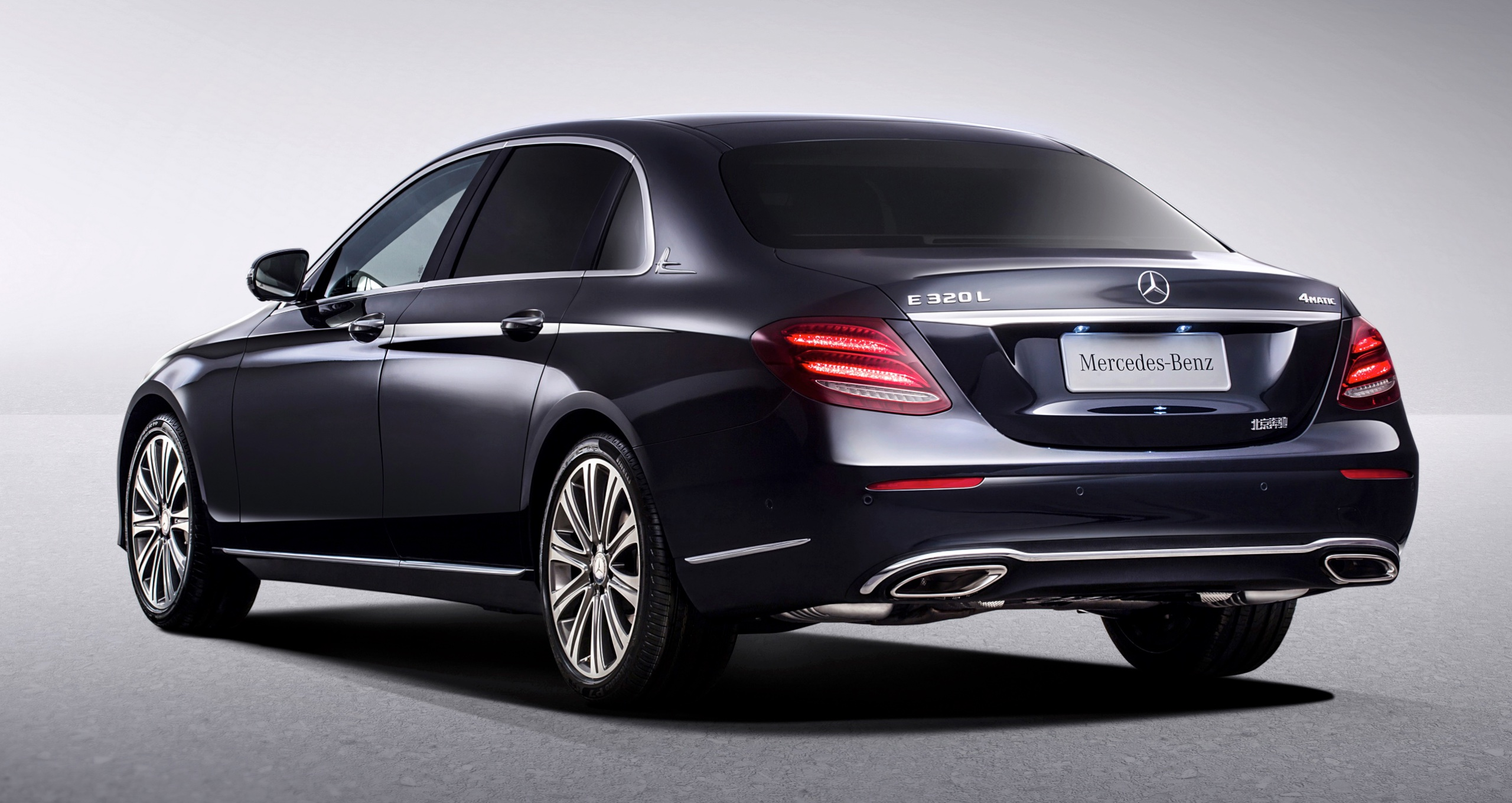 New mercedes benz e class and peugeot 3008 read another for Mercedes benz china