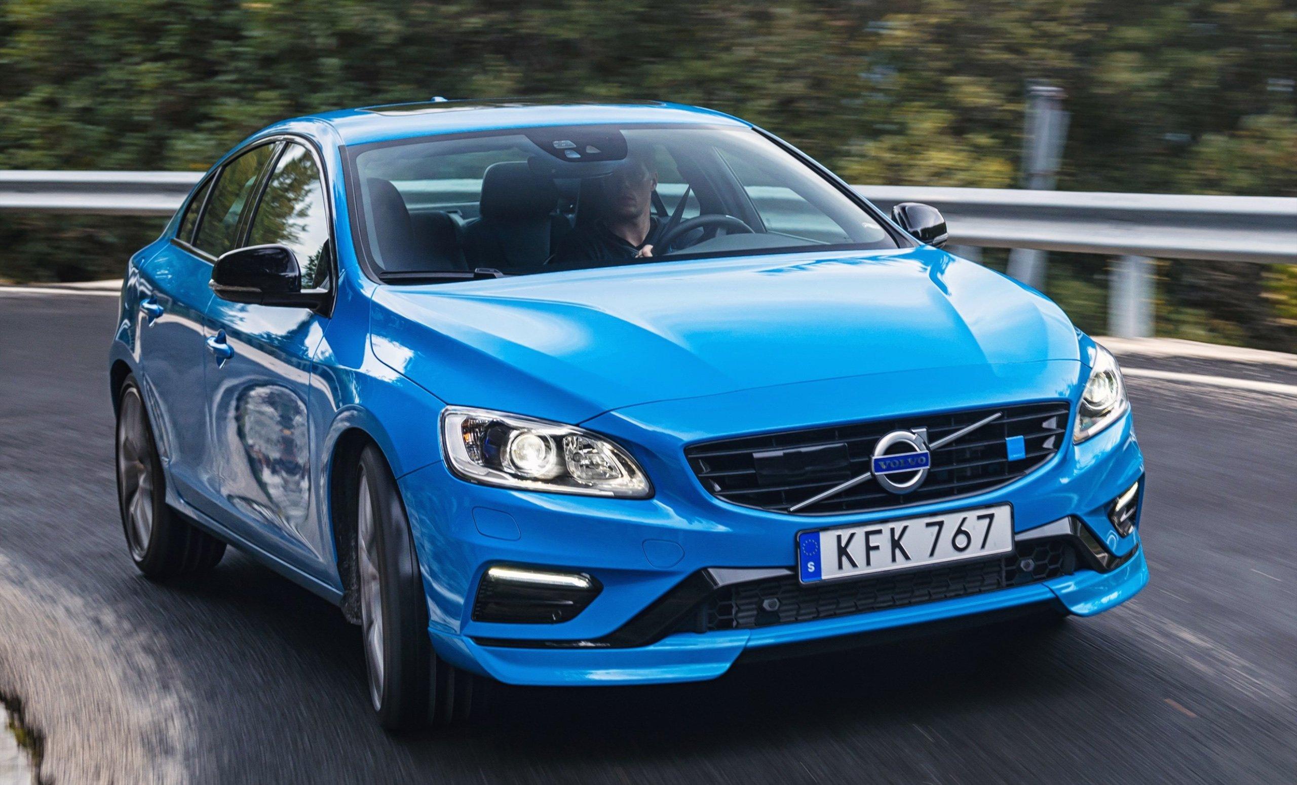 Volvo S60 Polestar >> Volvo rolls out 367 hp, 470 Nm AWD S60/V60 Polestar Paul Tan - Image 470875