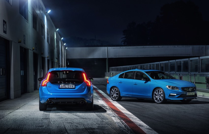 Volvo rolls out 367 hp, 470 Nm AWD S60/V60 Polestar Image #470905