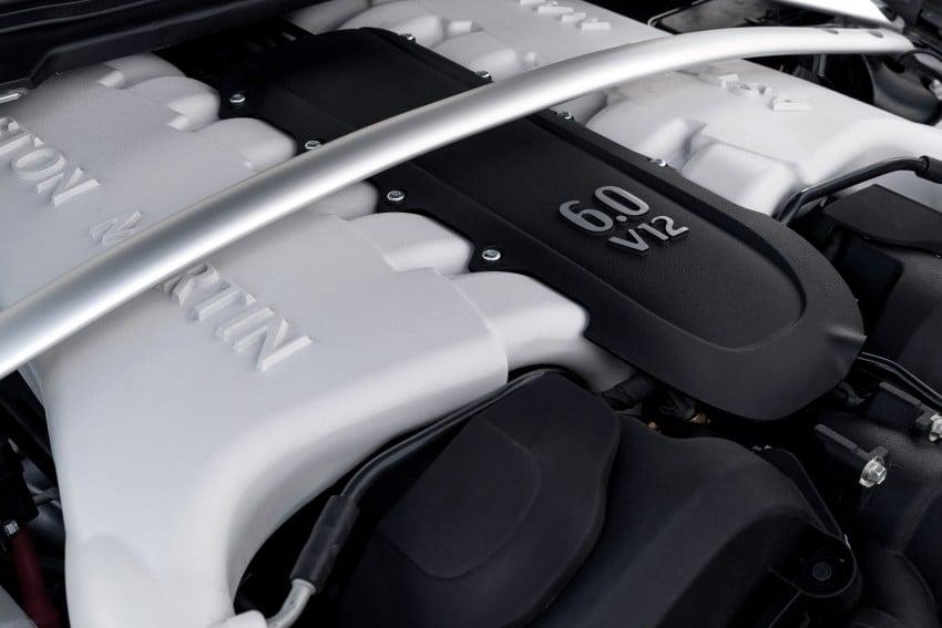 2017 Aston Martin V12 Vantage S gets 7-spd manual Image #473013