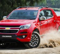 2017 Chevrolet Colorado High Country 2