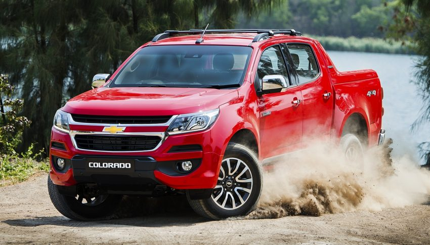 Back to Story: Chevrolet Colorado facelift makes its ASEAN debut
