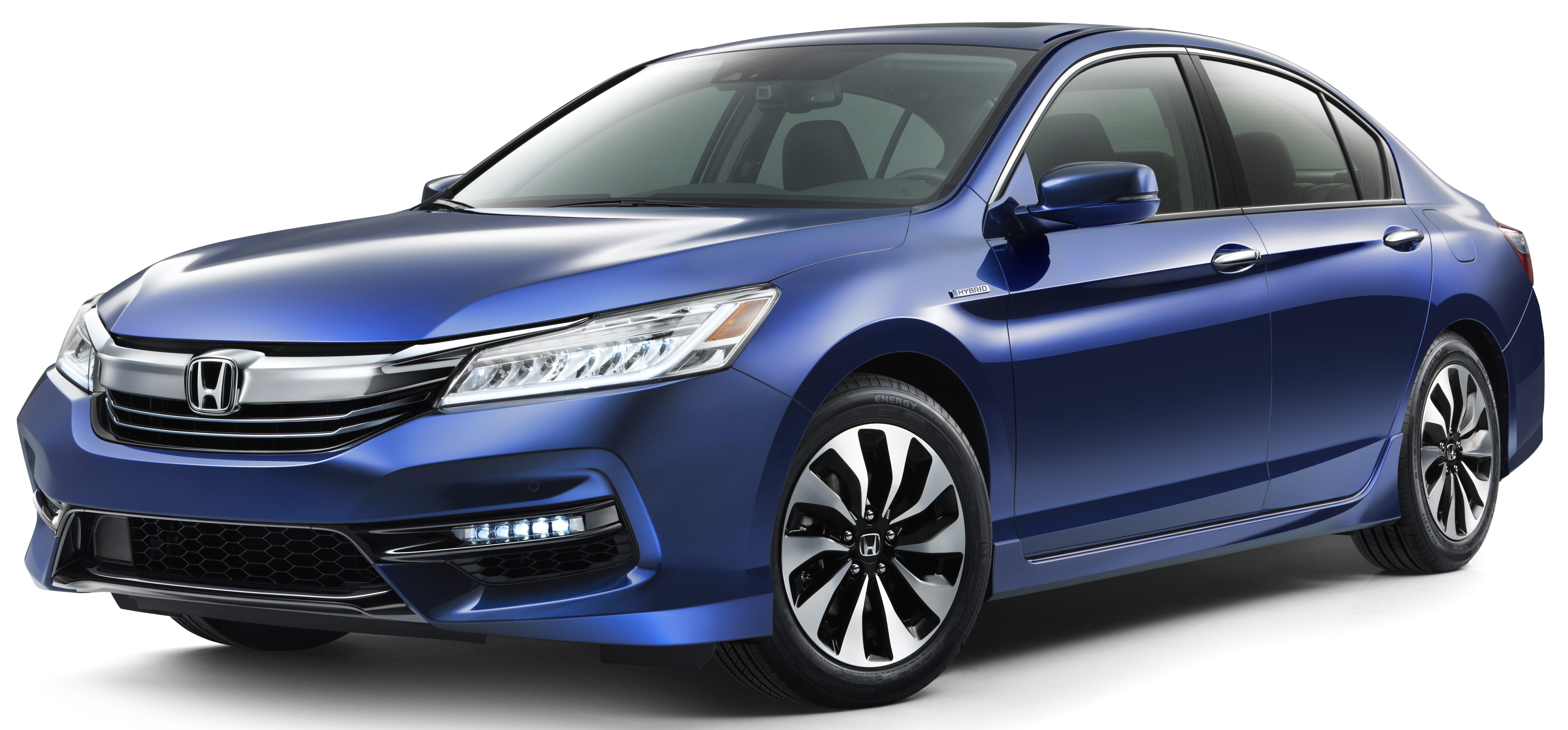 Honda accord hybrid thai teaser honda sensing for Honda accord us news