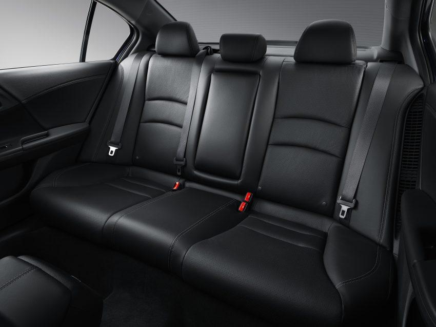 2017 Honda Accord Hybrid revealed – up to 20.4 km/l Image #481743