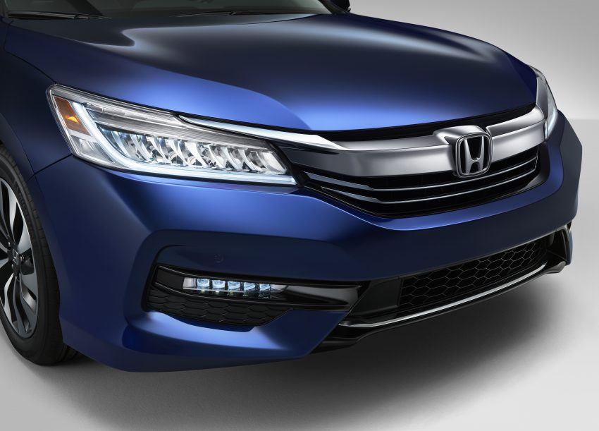 2017 Honda Accord Hybrid revealed – up to 20.4 km/l Image #481728