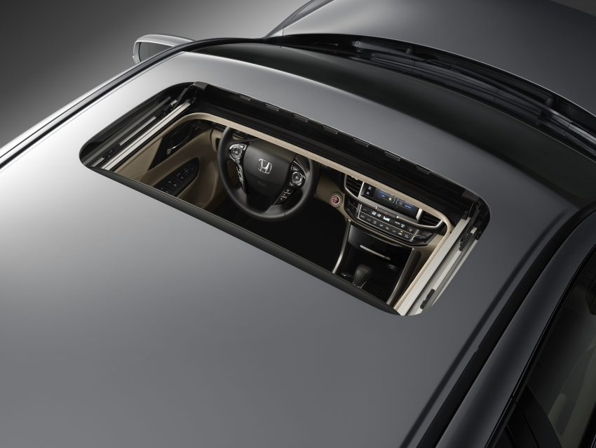 2017 Honda Accord Hybrid revealed – up to 20.4 km/l Image #481733
