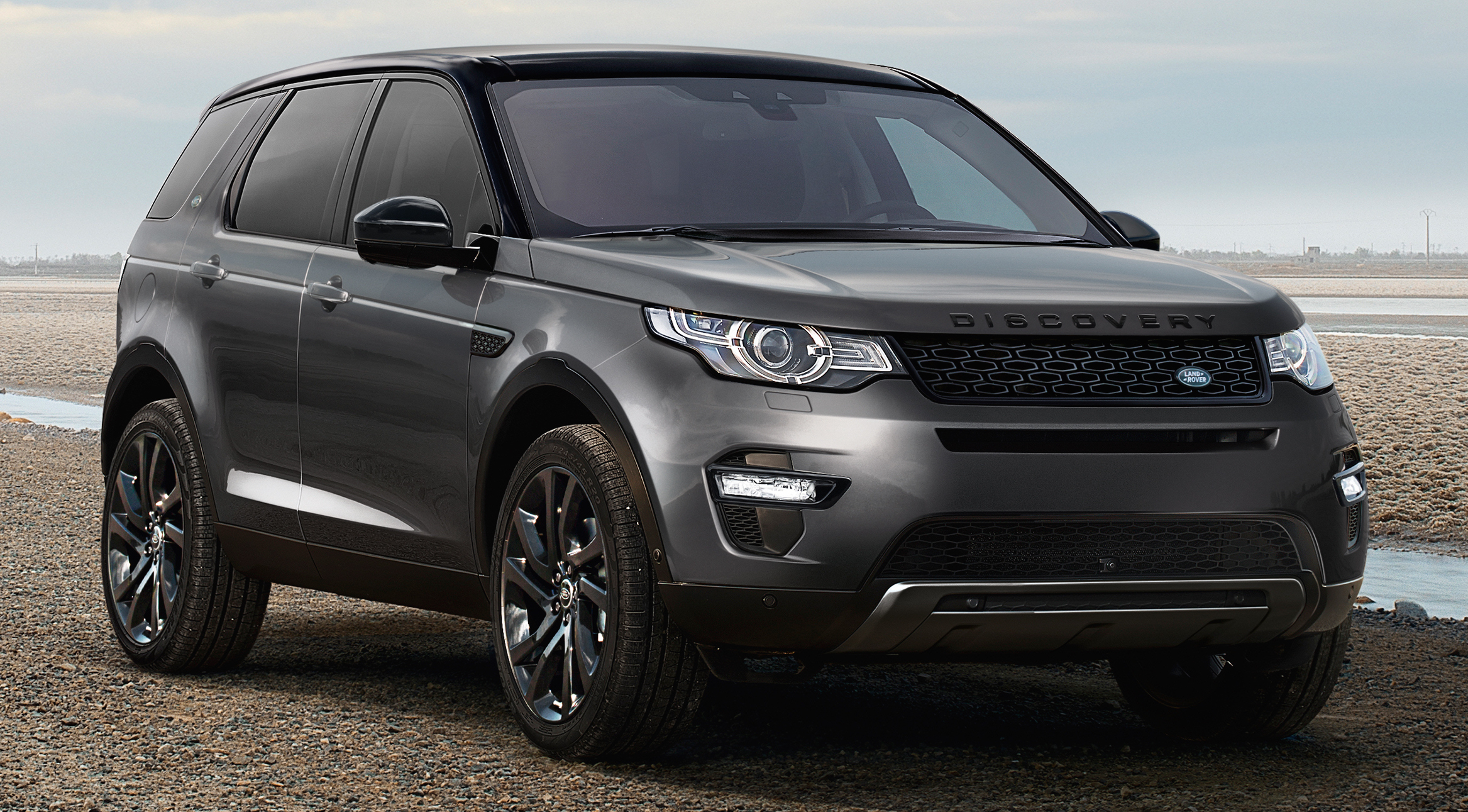 2017 land rover discovery sport gets added tech. Black Bedroom Furniture Sets. Home Design Ideas