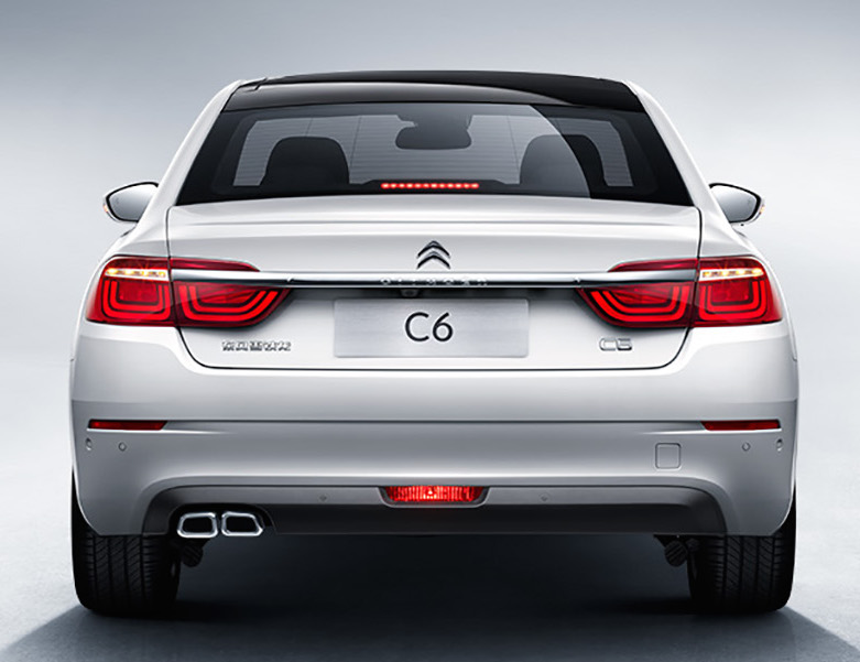 2016 Citroen C6 revealed – second-gen just for China Image #484386