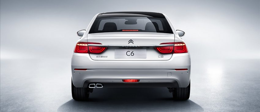 2016 Citroen C6 revealed – second-gen just for China Image #484378