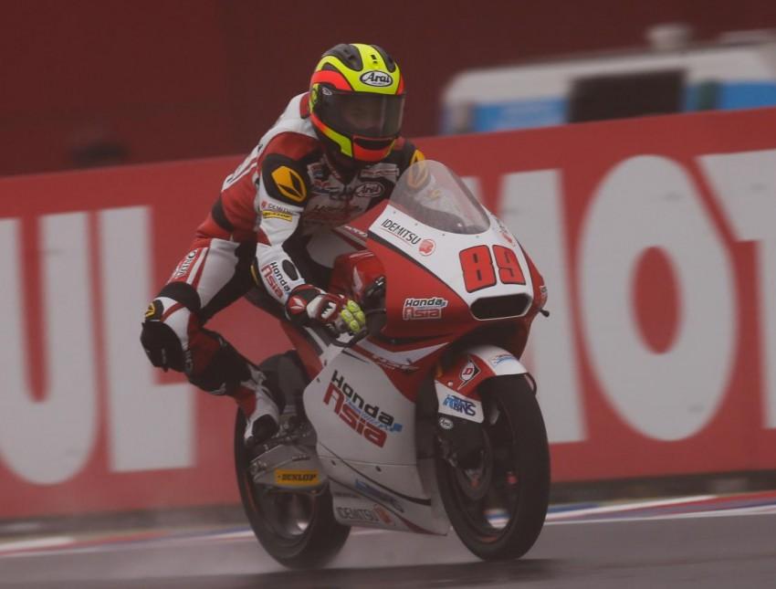 Khairul first Malaysian to take maiden Moto3 GP win Image #470862