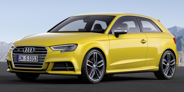 Sharper Looks Watches >> Audi A3 and S3 facelift gets new looks, tech, engines