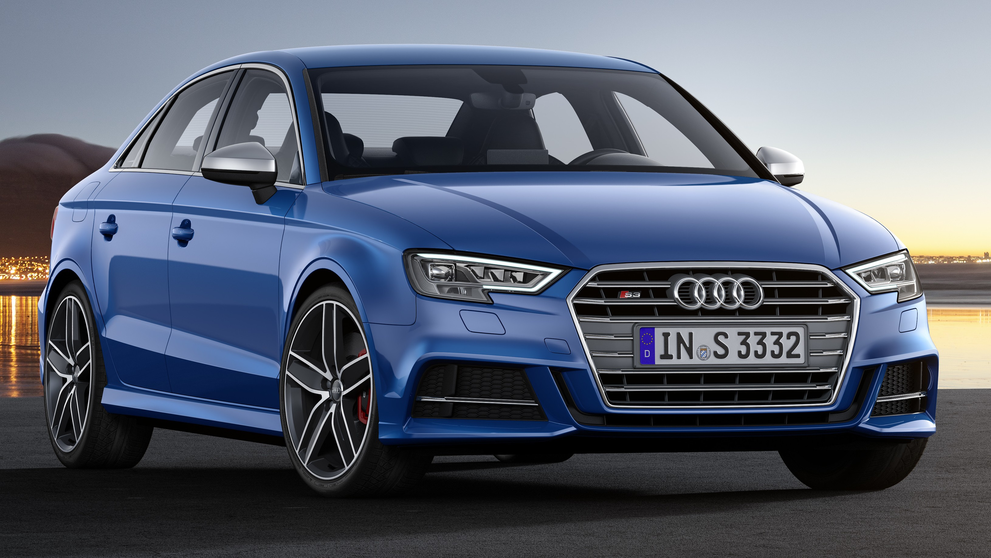 audi a3 and s3 facelift gets new looks tech engines. Black Bedroom Furniture Sets. Home Design Ideas