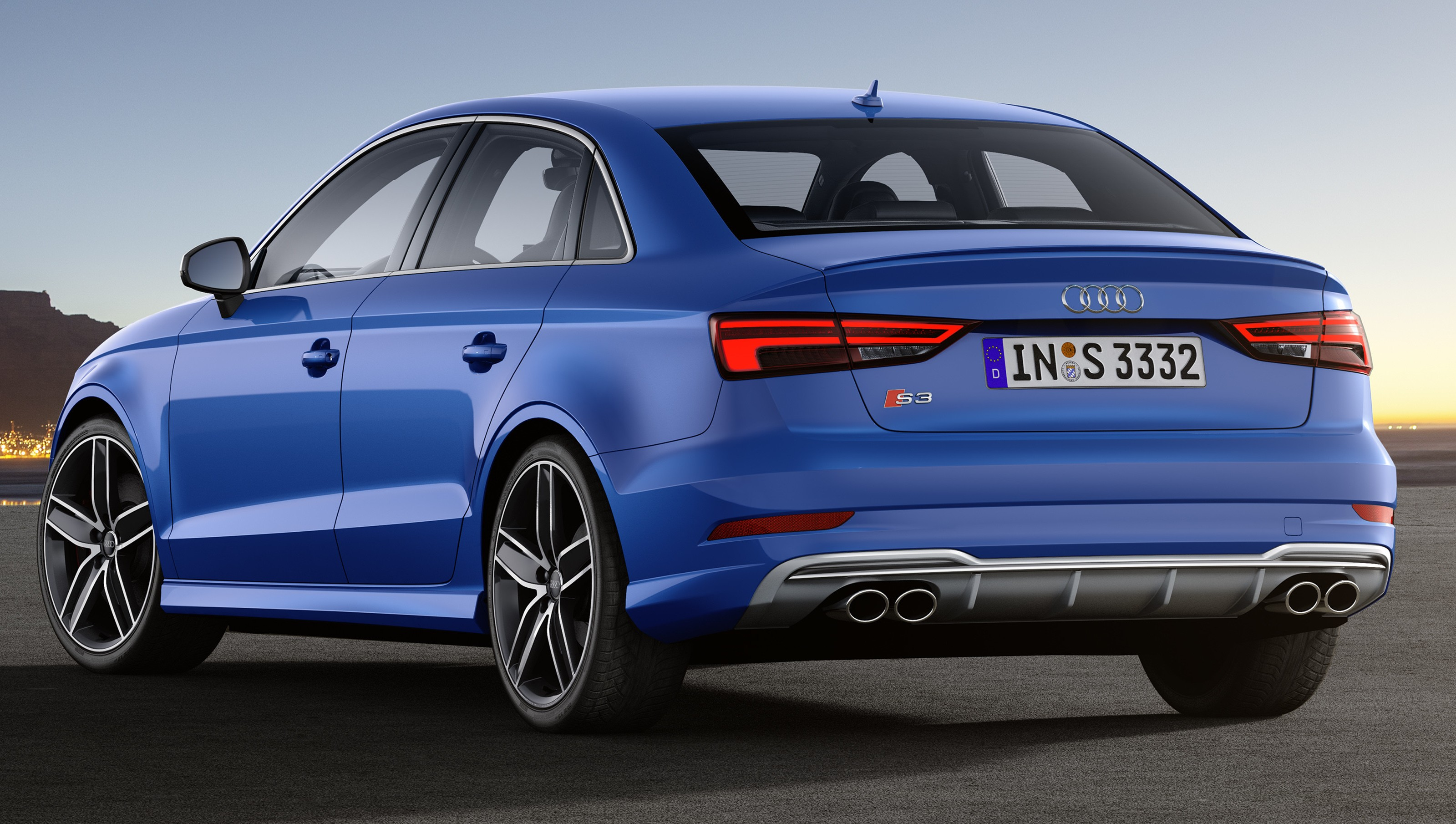 Audi A3 Sedan >> Audi A3 and S3 facelift gets new looks, tech, engines Image 472305