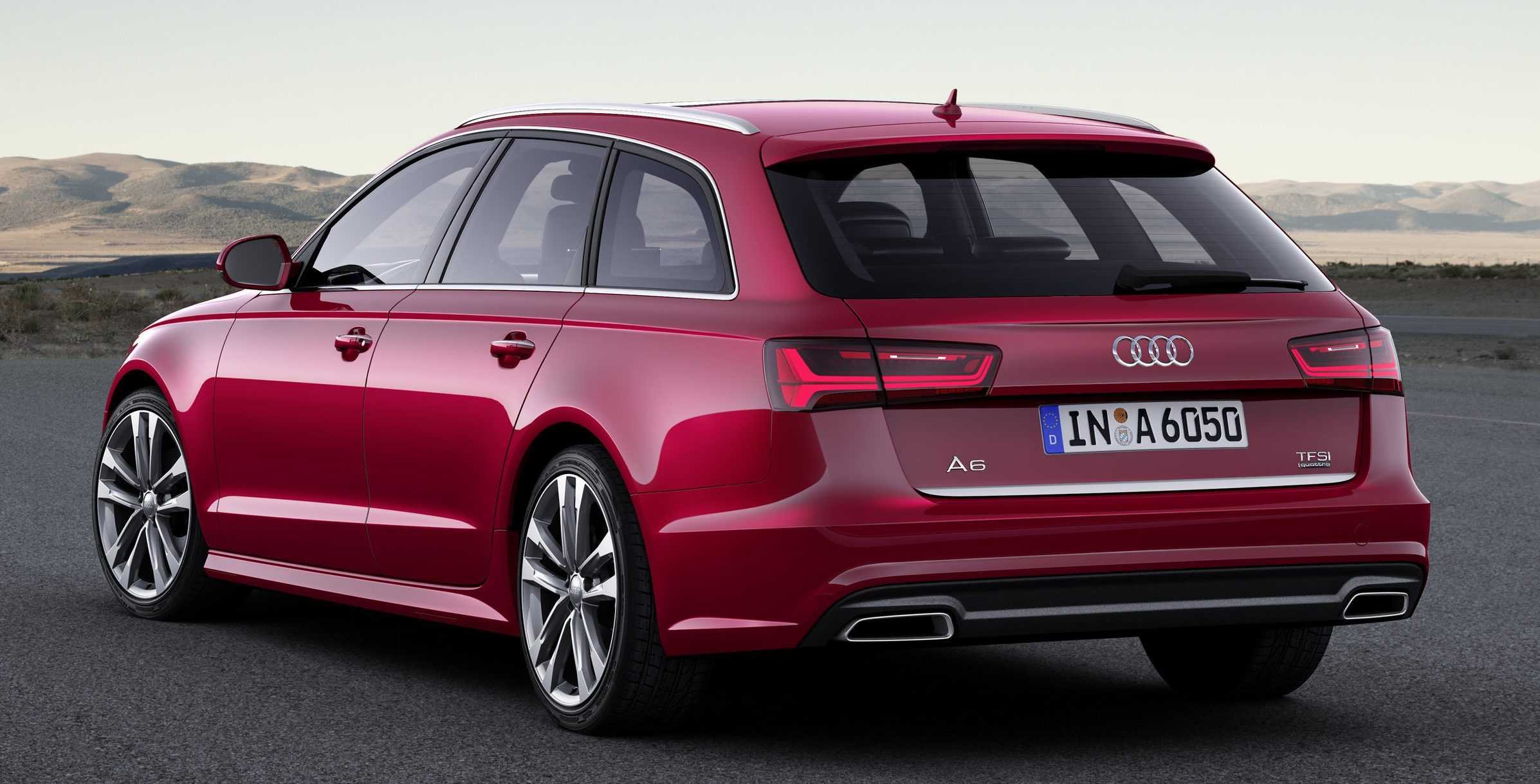 Minor Refresh For Audi A6 Family And A7 S7 Sportback Image