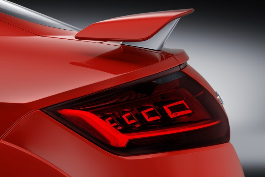 2016 Audi TT RS Coupe, Roadster debut with 400 hp Image #482889