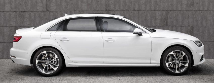 2016 B9 Audi A4 L – long-wheelbase model for China Image #482905