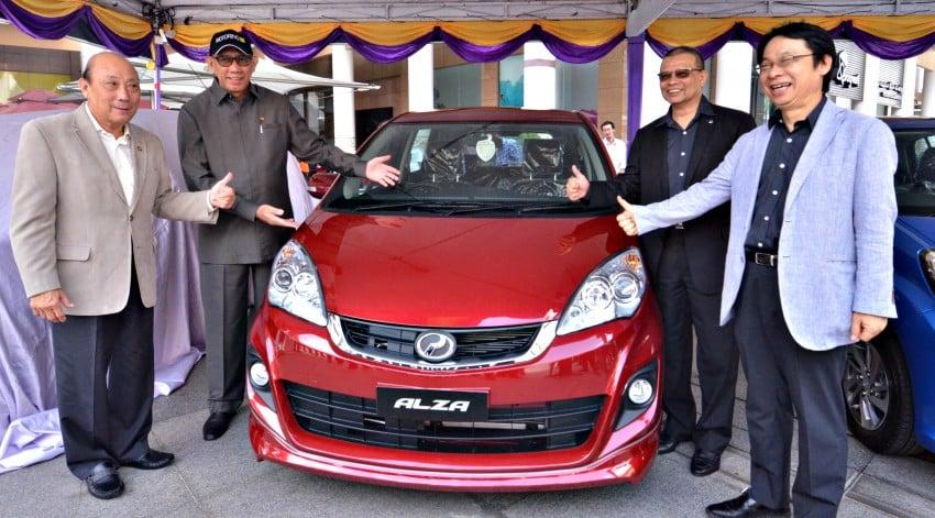 Perodua mula eksport Myvi dan Alza ke Brunei Image #473399