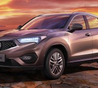 Acura CDX official Beijing 2016 3