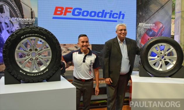 BF Goodrich Launch 4