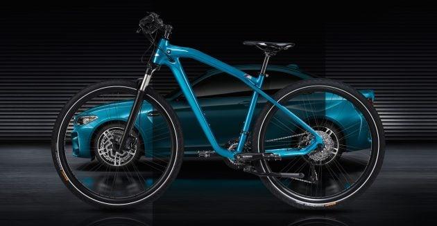 BMW M Cruise Bike Limited Edition - 1