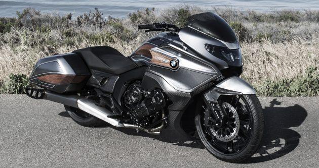 BMW Motorrad Concept 101 - 2