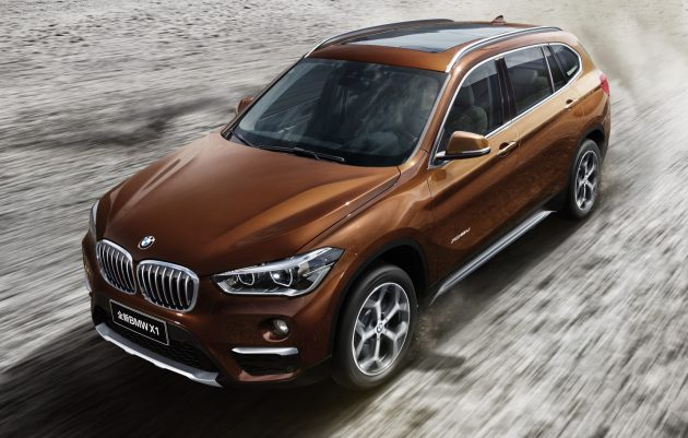 BMW X1 Long Wheelbase Beijing 1