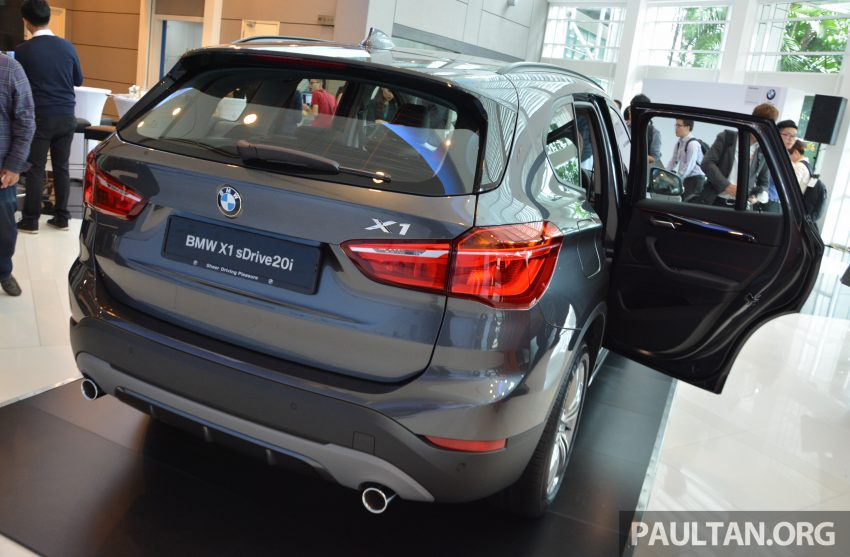 BMW Malaysia announces local assembly for the F48 BMW X1 and F26 BMW X4 – production from mid-year Image #483685