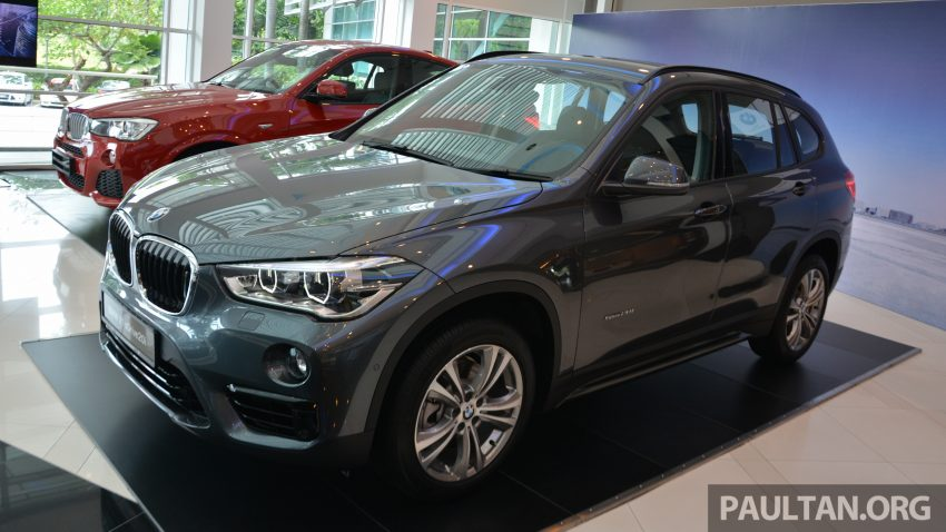 BMW Malaysia announces local assembly for the F48 BMW X1 and F26 BMW X4 – production from mid-year Image #483684