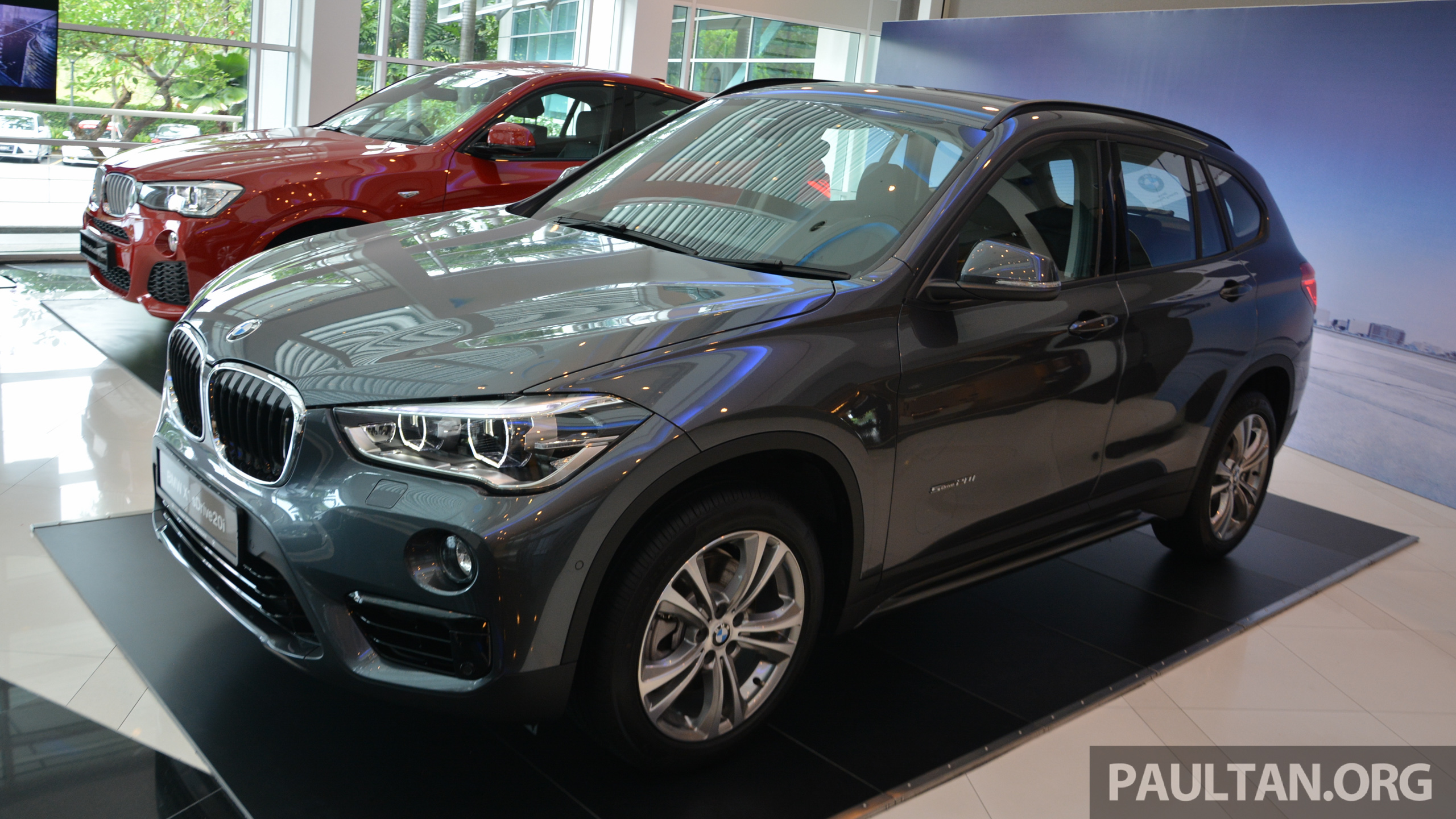 bmw malaysia announces local assembly for the f48 bmw x1 and f26 bmw x4 production from mid. Black Bedroom Furniture Sets. Home Design Ideas