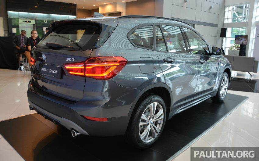 BMW Malaysia announces local assembly for the F48 BMW X1 and F26 BMW X4 – production from mid-year Image #483683