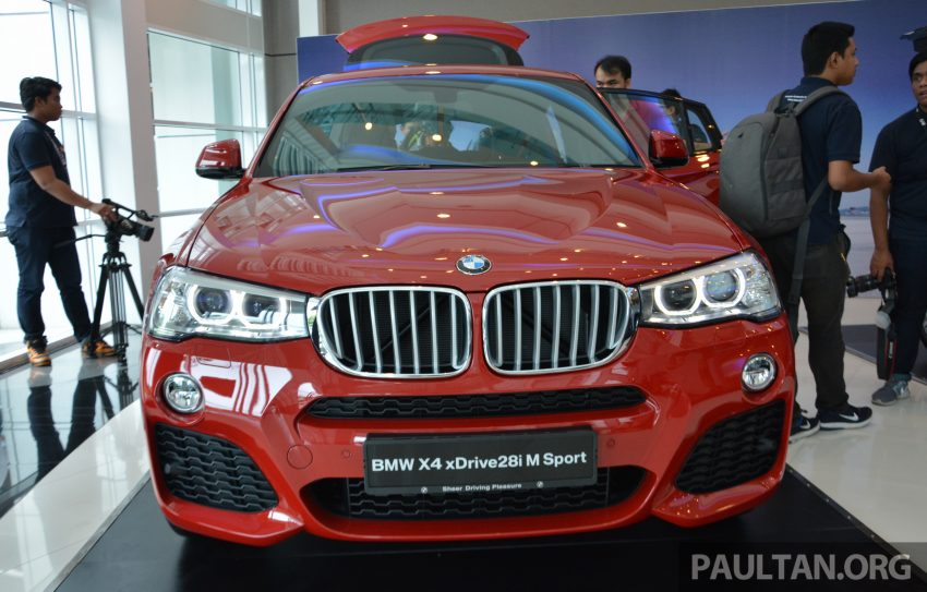 BMW Malaysia announces local assembly for the F48 BMW X1 and F26 BMW X4 – production from mid-year Image #483692